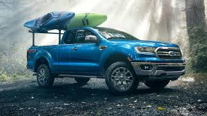 2019 Ford Ranger Promises To Out-haul, Out-torque The Competition ...