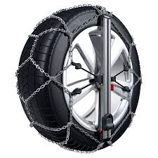 Thule EASY-FIT SUV Snow Chains For VW TIGUAN - Bj 09.07- At Rameder