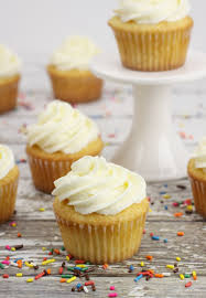 Homemade Classic Yellow Cupcakes By The Toasty Kitchen