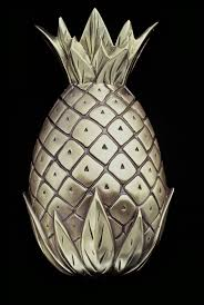 Colby Smith Pineapple Door Knocker
