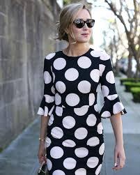 polka dot bell sleeve dress memorandum nyc fashion u0026 lifestyle