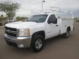 USED 2007 CHEVROLET SILVERADO 2500HD SERVICE - UTILITY TRUCK FOR ...