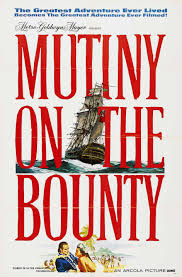 Hms Bounty Replica Sinking by Tarita Teriipaia Personifying Polynesian Beauty In Mutiny On The