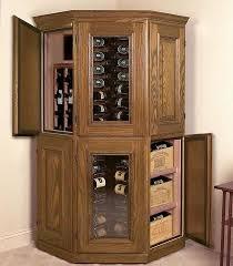corner liquor cabinet ideas home bar design