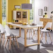 esstisch hanstholm 90x190 eiche weiß küchen möbel