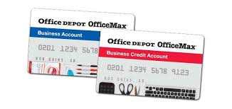 office depot business cards business account full balance due