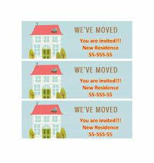 Printable Housewarming Invitation Template 01