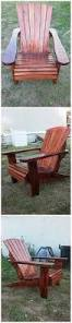 Pallet Adirondack Chair Plans by Genius Ideas To Reuse Old Shipping Wooden Pallets Recycled Things