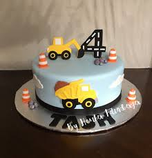 100 Earth Mover Truck Construction Vehicles Birthday Cake Dump Truck And Earth Mover My