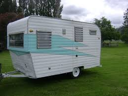 100 Restored Travel Trailers For Sale Amys Vintage FOR SALE VINTAGE DALTON CANNED HAM TRAVEL TRAILER