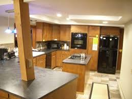 how many recessed lights in small kitchen kitchen lighting layout