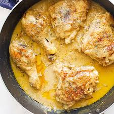 Smothered Chicken A Soul Food