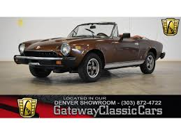 Classic Fiat Spider For Sale On ClassicCars.com E39 Fs 2001 Bmw 540i Blacktan 6 Speed Atlanta Ga Cheap Used Cars Under 1000 In Craigslist Augusta And Trucks For Sale By Owner Low Near Buford Sandy Springs How Not To Buy A Car On Hagerty Articles Sold 2007 Gx470 Located Ih8mud Forum Fniture North Ms Memphis Ny By Best Image Truck Kusaboshicom For Drive Ga Asheville Nc Missoula Private Las Vegas 1920 New Car Specs