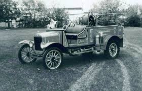 100 Model T Fire Truck Ford Forum Old Photo Shannonville Ruck