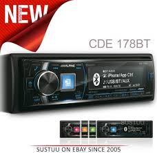 Alpine CDE 178BT Car Stereo│Radio│CD│MP3│Bluetooth+│USB│Aux ... Peterbilt Sound System The 12volters Youtube Stereo Kenworth Freightliner Intertional Big Rig Car 101 Bluetooth And The Out Of My Mind Fingerhut Stereos Receivers 2019 Ram 1500 First Drive A Truck That Rides Like A Motor Trend Vehicle Audio Wikipedia Radio Flyer Bryoperated Fire For 2 With Lights Sounds Howto Install In 731987 Chevy Crew Cab Blazer 1979 C10 Hot Rod Network Cars Store 328 Best Images On Pinterest Bespoke Blue Tooth