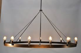 lighting interesting rustic chandeliers for modern living room