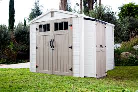 Keter Manor Resin Shed 4 X 6 by Home Keter Shed Summit 8x9 Plastic Storage Shed Discontinued
