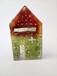 100 Cast Of Glass House Este Macleod Sand Cast Glass House Tiny S Art Craft
