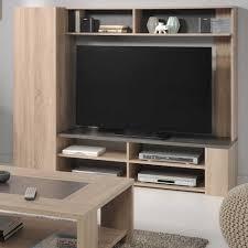 wohnzimmer tv wand in sonoma eiche grau stein optik tvmoebel net