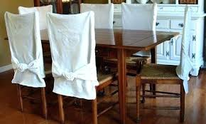 Dining Room Chairs Covers Astonishing How To Make Chair