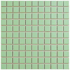 Home Depot Merola Hex Tile by Merola Tile Metro Square Matte Light Green 11 3 4 In X 11 3 4 In