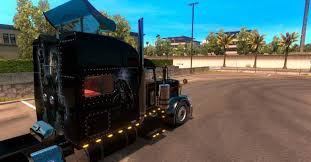 Black Panther For Peterbilt 389 V 1.0 Mod - ATS Mod / American Truck ... Fleetserve 247 Mobile Truck Repair In Birmingham Al Peterbilt Of Charlotte Commemorates Nc Panthers Win Quality Cnection Issue 2 Companies Llc Pantera Carriers Ltd Opening Hours 12455 153rd Street Nw Black Panther Skin For 389 V 10 Mod Ats American Arcbest Cporation 2017 Annual Report Why Quire Teams Straight Trucks Tempus Transport Local Driver Found Dead Ohio Million Dollar Fire Engine New Rosenbauer Panther Youtube Careers Jas Expited Trucking Pay