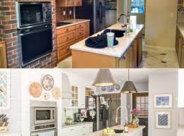 How I Renovated My 1980s Kitchen On Crazy Low Budget Diy Agreeable Cheap Renovation Decor Boho