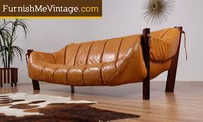 Percival Lafer Brazilian Leather Sofa by Butterscotch Leather Sofa Sanblasferry