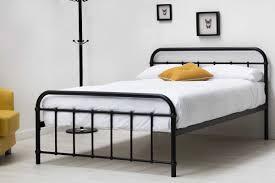 King Bed Frame Metal by Black Metal King Size Bed Frame Indoor Different Ideas Black