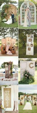 Decorating Rustic Wooden Crates For Wedding Decorations