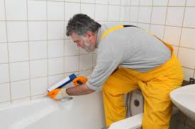 how to re caulk your bathroom denver tub and bathroom repairs