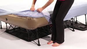 AirMattress Insta Bed NeverFlat EZ Bed Queen Air Mattress