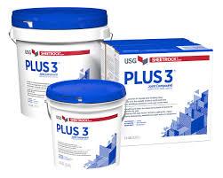 Usg Ceiling Grid Calculator by Usg Sheetrock Brand Plus 3 Joint Compound