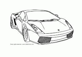 Pin Drawn Race Car Lamborghini 7