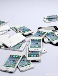 many white iPhones are there