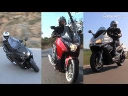 Comparatif Maxiscooter Honda Integra Yamaha T Max 530 Aprilia SRV 850