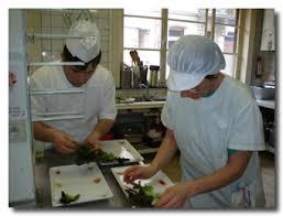 cuisine en collectivité description de la formation