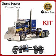 Jual Tamiya 4WD Truck Custom Rc Truck Transformers KIT Mobil Remote ...