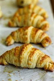 FRENCH CROISSANT RECIPE