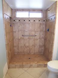 tile contractor convert bathtub into a walk in tile shower with
