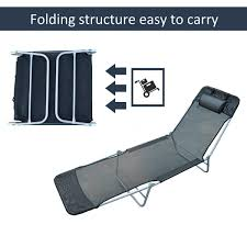 Details About Aluminum Lightweight Outdoor Patio Folding Chaise Lounge  Chair - Charcoal USA Portable Camping Square Alinum Folding Table X70cm Moustache Only Larry Chair Blue 5 Best Beach Chairs For Elderly 2019 Reviews Guide Foldable Sports Green Big Fish Hiseat Heavy Duty 300lb Capacity Light Telescope Casual Telaweave Chaise Lounge Moon Lweight Outdoor Pnic Rio Guy Bpack With Pillow Cupholder And Storage Wejoy 4position Oversize Cooler Layflat Frame Armrest Cup Alloy Fishing Outsunny Patio