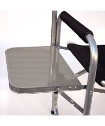 Lightweight Aluminum Directors Chair by Folding Directors Chair Directors Chair From Innovative Earth