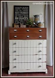 Tiger Oak Serpentine Dresser by Createinspire August 2012