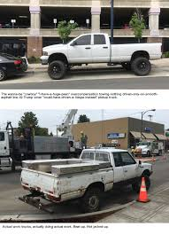 Huge Pickup Truck - Imgur What Ever Happened To The Affordable Pickup Truck Feature Car Customized Ford F350 Crew Cab 44 Wins Bushwacker Founders Award Large Pickup Truck Offroad Full Traing Highly Raised The Best City Is A Really Big Drive Trucks Buy In 2018 Carbuyer Vintage Based Camper Trailers From Oldtrailercom Top 17 Trucks Carophile Makes Huge Announcements At Naias Including Bronco And Ranger New Super Duty Wellmannered Huge Picks Offroad Traing Raised Police Wikipedia Honest Hypocrite Monster On I95 Delaware
