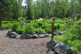 The Outlaw Gardener The Fascinating Alaska Botanical Garden