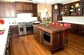 meuble cuisine en chene cuisine en chene massif cuisine chene massif moderne meuble cuisine