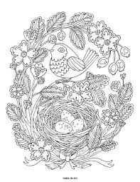 Try Adult Coloring Book Trend Free Pages For Adults Flowers Halloween Pumpkin