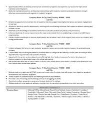 Check Out Our Example Of A Good Academic Advisor Cover Letter Here