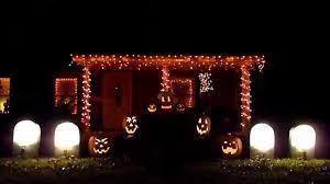 Nightmare Before Christmas Halloween Yard Decorations by Nightmare Before Xmas Lawn Decorations Youtube