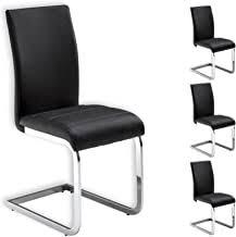 suchergebnis auf de für freischwinger stuhl schwarz